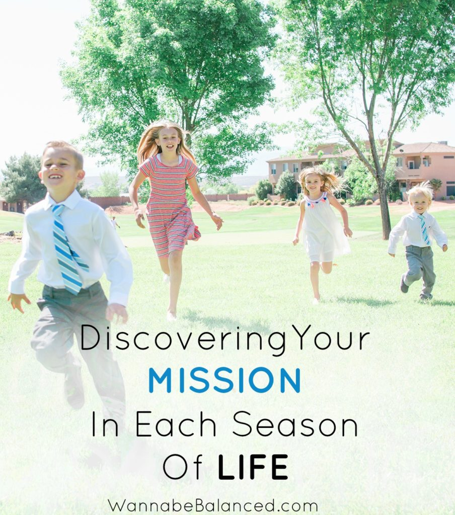 Discovering Your Mission In Each Season Of Life: Understanding the Scriptures With This Bible Reference Guide by lifestyle blogger Crystal from Wannabe Balanced Mom