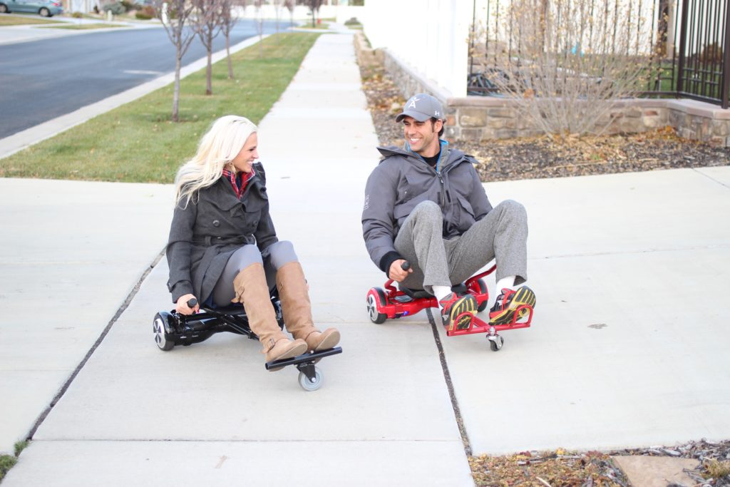 Hoverboard GoCart: top selling gift
