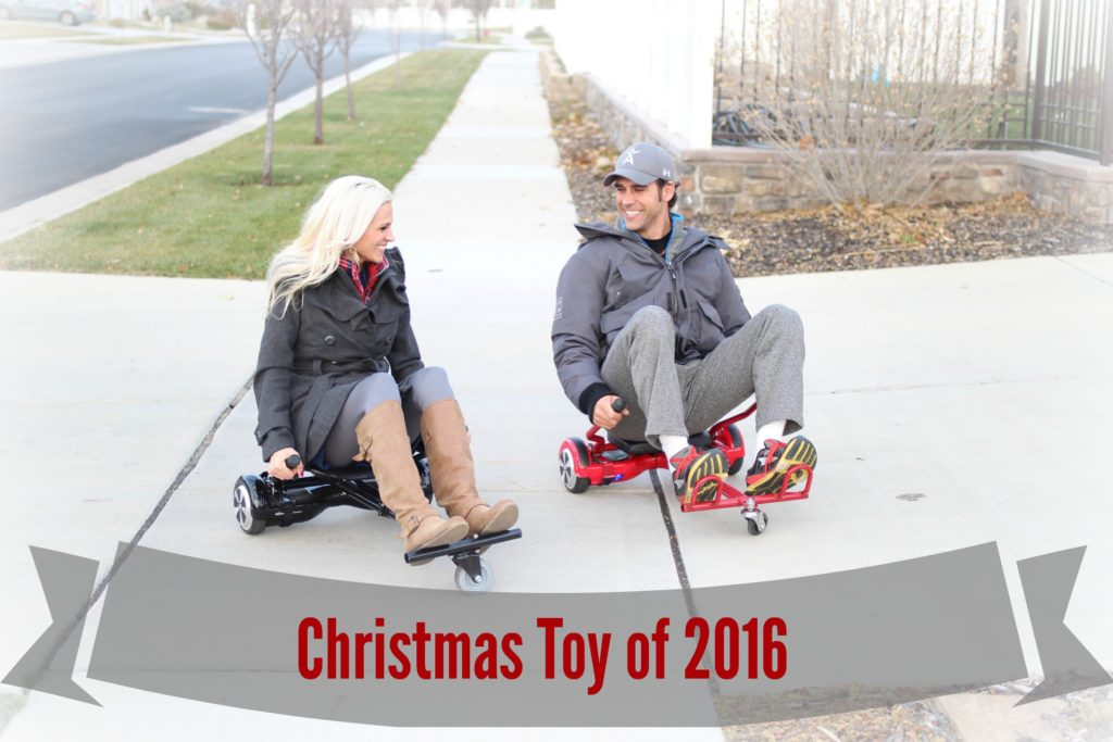 holiday gift guide: hoverboards gocarts