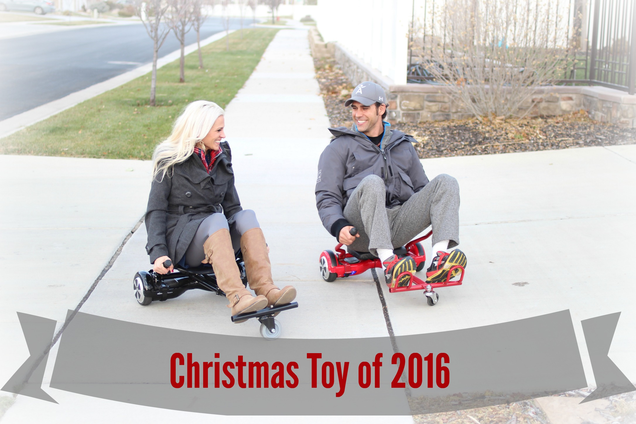 The Best Gift of the Year: The Incredible Hoverboard GoCart