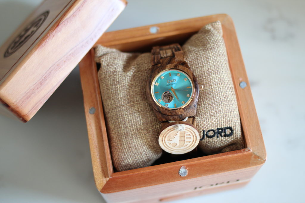 holiday gift guide: a watch from Jord