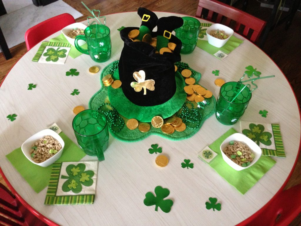 St Patrick Day Activities: St Patricks Day Breakfast