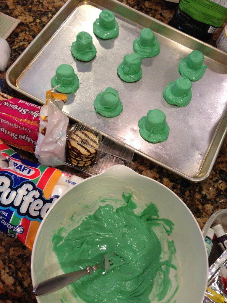 St Patrick Day Activities: festive treats