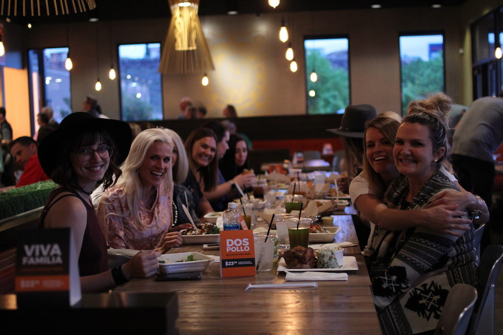 Mommy Me Time: Why Every Mom Needs A Girls Night Out! by lifestyle blogger Crystal of Wannabe Balanced Mom