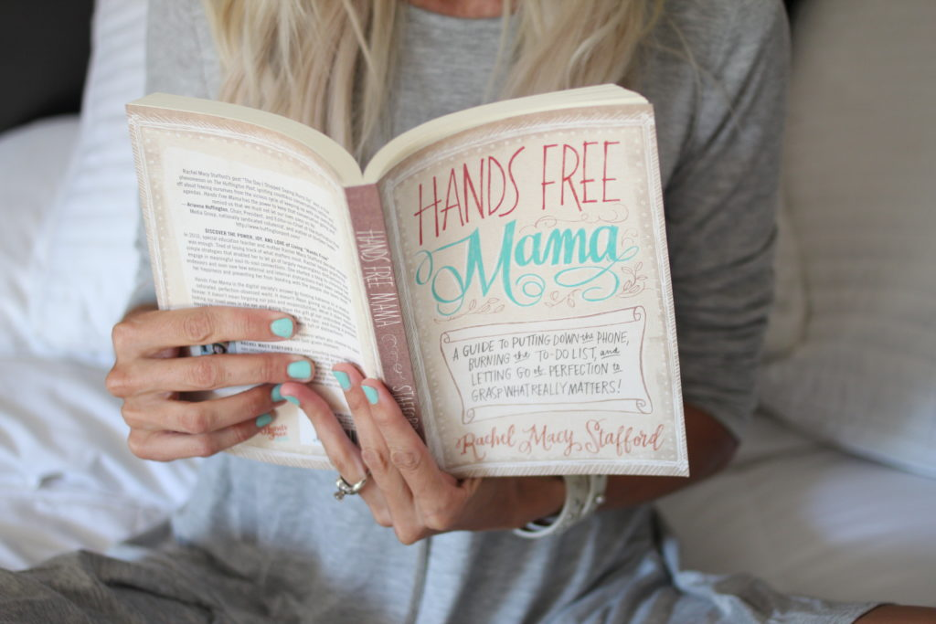 Wannabe Hands Free ~ June Challenge by lifestyle blogger Crystal of Wannabe Balanced Mom