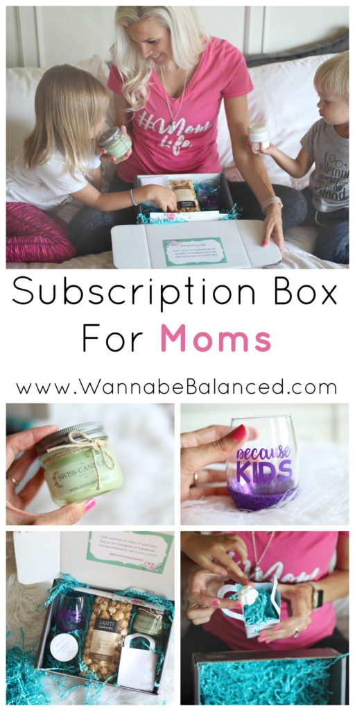You Are Supermom with Mom Time Delivered! by Mommy blogger Crystal of Wannabe Balanced Mom