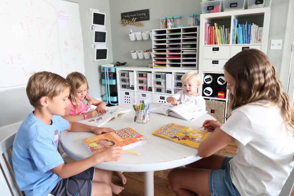 Family Summer Fun: FREE Printable by lifestyle blogger Crystal of Wannabe Balanced Mom
