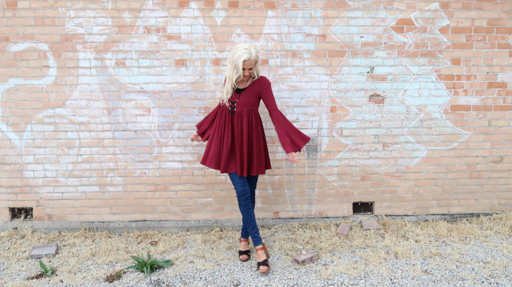 Date Night Outfits & Marriage Advice by popular blogger Crystal of Wannabe Balanced Mom