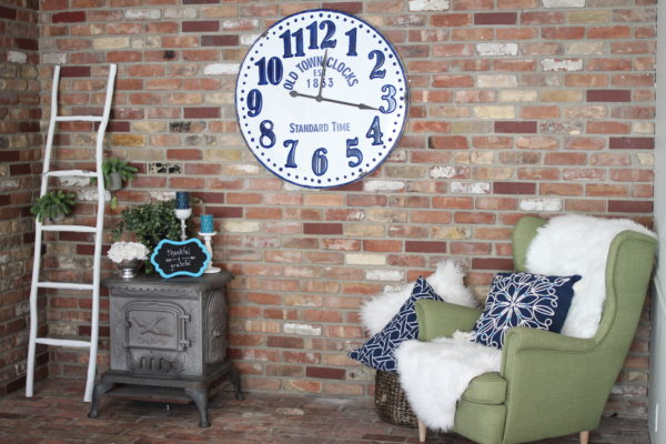 Redecorating: Home Decor from Rod Works & our Rugs USA Living Room Rug