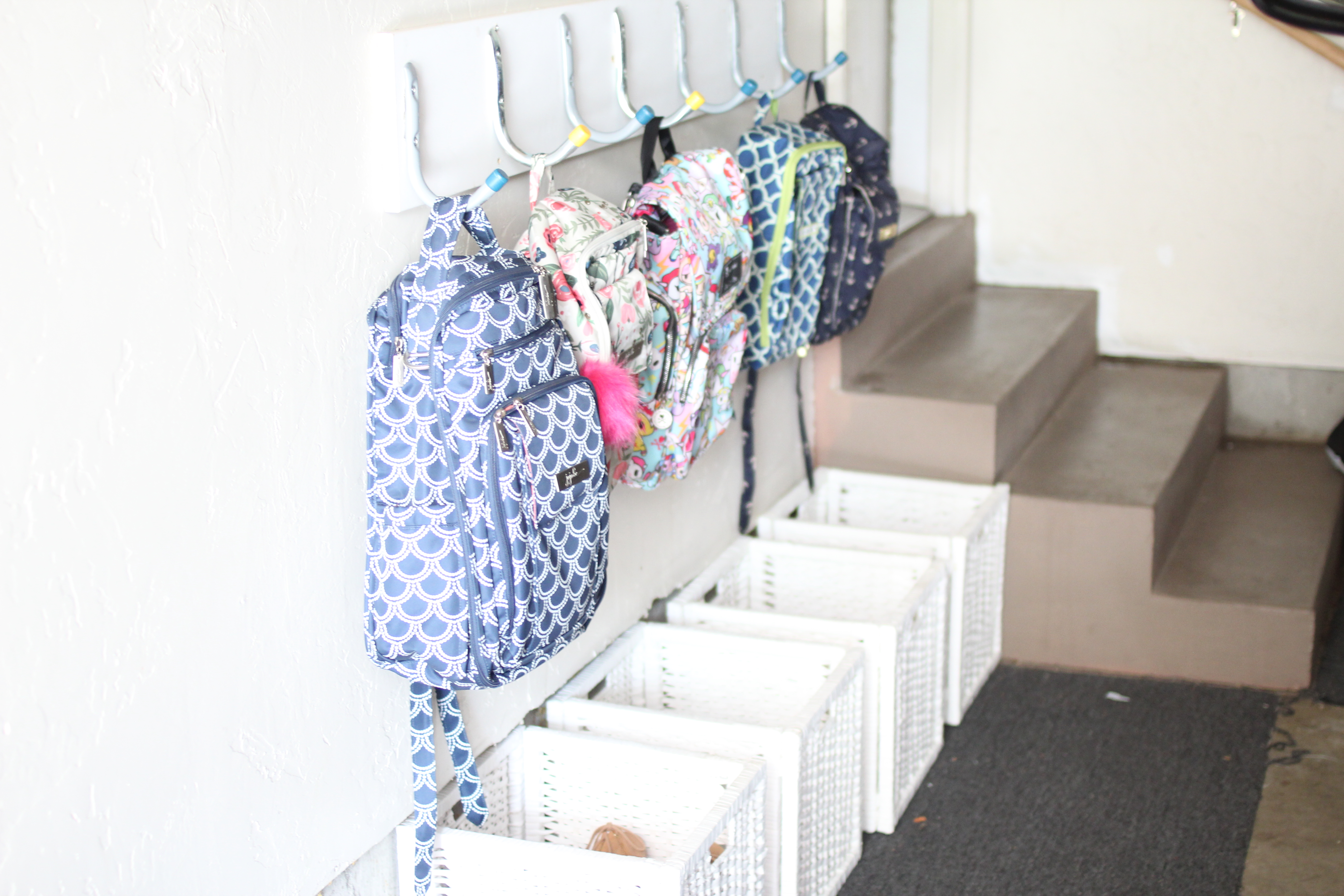 Back to School Ready ~ Being Organized and Making it Fun