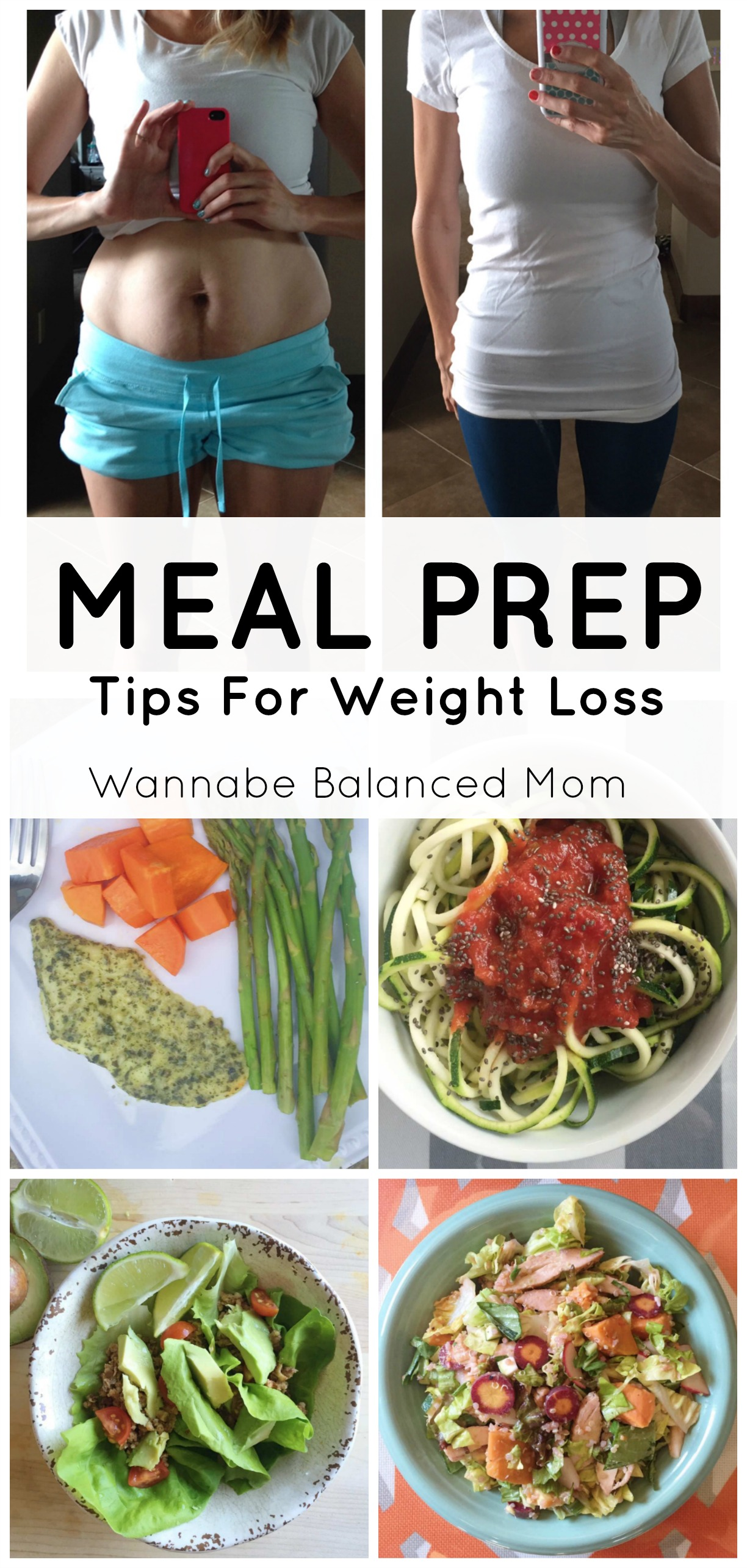how to meal prep for weight loss 7 meal ideas wannabe balanced mom