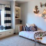 Little Boy Bedroom | Decluttering | #WannabeOrganized